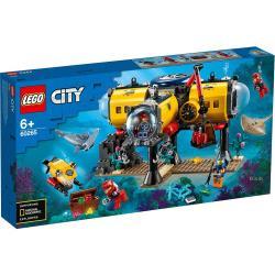 LEGO樂高積木 60265 City 城市系列 - 海洋探索基地