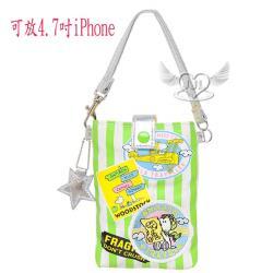 史奴比手機袋手機包收納袋4.7吋以下適用 236681【卡通小物】