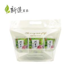 【新造茗茶】精選阿里山高冷茶三角立體袋茶包 (40入/袋)