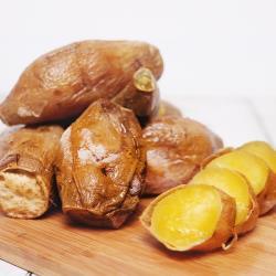 果物配-人氣熱銷冰烤地瓜-15包組(每包250g)