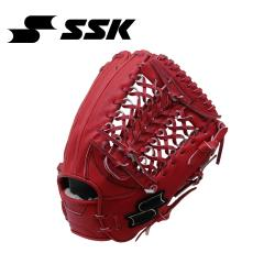 SSK BLACK SERIES 棒球手套(黑標) 日本紅 DWG5620-20C