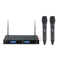 CHIAYO 嘉友 SDR-5900  IrDA雙頻道雙調諧自動選訊無線麥克風