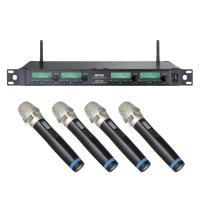 嘉強 MIPRO ACT-343 UHF 1U雙頻道無線麥克風