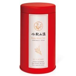 水軟山溫  日月潭紅玉紅茶 75g*4罐