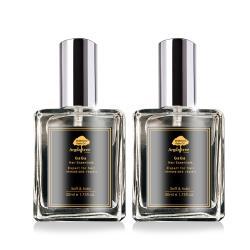【Morocco GaGa Oil】香水限定版 隨身瓶 摩洛哥堅果護髮油 2入組(50mlx2)