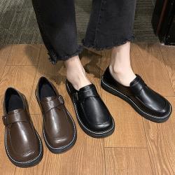 【Alice 】 (預購) 時尚元素獨家超輕量素色英倫鞋