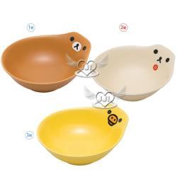 日本製拉拉熊懶懶熊懶妹小雞陶瓷碗 3選1 13635615【卡通小物】