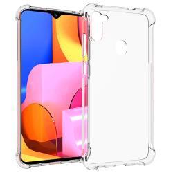 IN7 Samsung Galaxy M11 (6.4吋) 氣囊防摔 透明TPU空壓殼 軟殼 手機保護殼