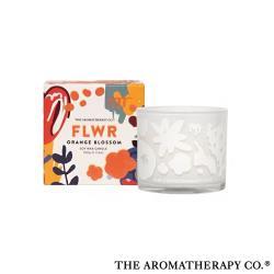 紐西蘭 Aromatherapy Co FLWR 系列 Orange Blossom 橙花 100g 香氛蠟燭