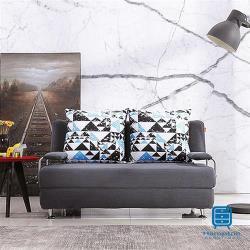【Hampton 漢汀堡】希貝兒沙發床(沙發/休閒沙發/椅子/沙發床)