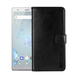 IN7 瘋馬紋 SONY Xperia XZ2 (5.7吋) 錢包式 磁扣側掀PU皮套 吊飾孔 手機皮套保護殼