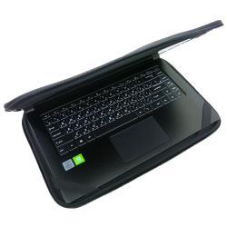 【Ezstick】MSI Modern 15 A10RB A10M 15吋SS 通用NB保護專案 三合一超值電腦包組 (避震包)