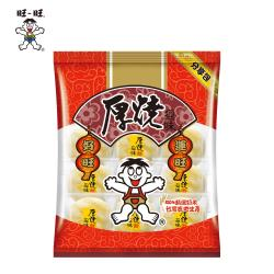 旺旺 厚燒鹽味米果分享包250g