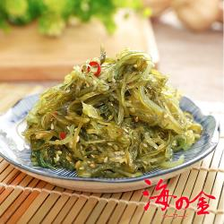 【海之金】輕食開胃和風裙帶絲12包(200g/包)