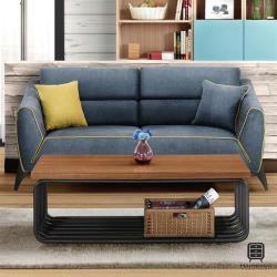【Hampton 漢汀堡】伯尼三人椅(沙發/休閒沙發/椅子)