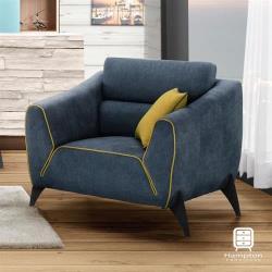 【Hampton 漢汀堡】伯尼單人椅(沙發/休閒沙發/椅子)
