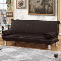 【Hampton 漢汀堡】巴倫沙發床(沙發/休閒沙發/椅子/沙發床/椅背2段式可調)