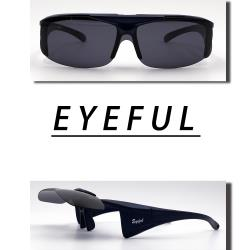 Eyeful仲夏個性款兩用偏光套鏡組-勁