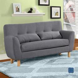 【Hampton 漢汀堡】倫恩二人位沙發椅(沙發/休閒沙發/椅子)