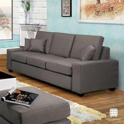 【Hampton 漢汀堡】哈爾三人椅(沙發/休閒沙發/椅子)