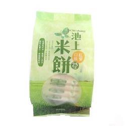 【池上鄉農會】池上米餅 - 紅藜口味75公克 *10包