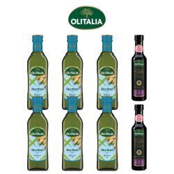 奧利塔玄米油500毫升*6罐、奧利塔摩典那巴薩米克醋250毫升*2罐