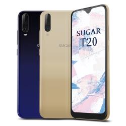 SUGAR T20(3GB/64GB) 6.52吋大電量三鏡頭智慧型手機