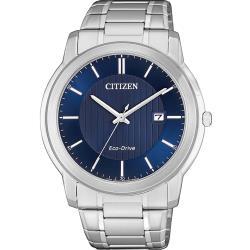 CITIZEN 甜蜜約定 光動能對錶(AW1211-80L+FE6011-81L)