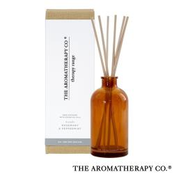 紐西蘭 Aromatherapy Co Therapy 系列 Rosemary  Peppermint 迷迭香薄荷 250ML 室內擴香