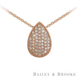 【Bailey  Brooke】愛爾蘭精品 彩鑽項鍊-華麗系列  (117389)