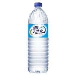【舒跑】天然水1500ml(12入)