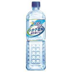【舒跑】鹼性離子水600ml(24入)