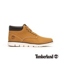 Timberland 男款小麥黃絨面皮革休閒鞋A1989231
