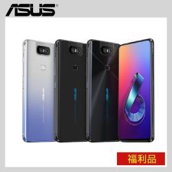 (福利品) ASUS ZenFone 6 ZS630KL 翻轉鏡頭旗艦機 (8G/256G)-保固三個月