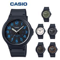 CASIO 卡西歐 MW-240 輕巧休閒生活簡約數字指針手錶