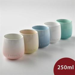 Le Creuset 花蕾系列馬克杯組 250ml 5入