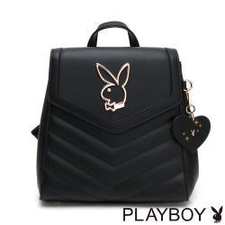 【PLAYBOY】後背包  摩登小兔系列