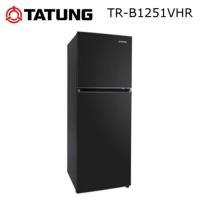 TATUNG大同250公升雙門變頻冰箱TR-B1251VHR