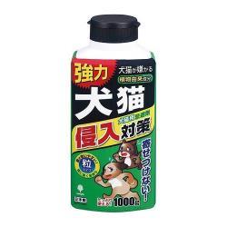 日本製 貓狗驅逐劑1000g