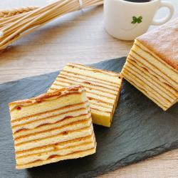 【微笑天使】微笑蜂蜜蛋糕2入(200±5%公克)