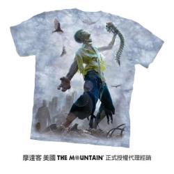 【摩達客】美國進口The Mountain 陰屍路 純棉環保短袖T恤