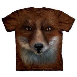 摩達客 自然純棉系列  狐狸臉 T恤