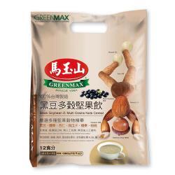 馬玉山 黑豆多穀堅果飲(12入/袋)