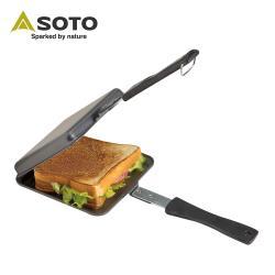 日本SOTO三明治烤盤/可分離雙面煎盤 ST-951