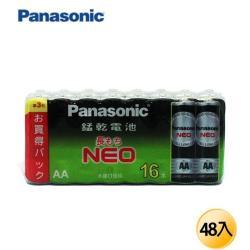 Panasonic國際牌碳鋅電池 3號48入
