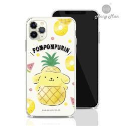 【Hong Man】三麗鷗系列 iPhone 11 6.1吋 手機殼套裝組 Pompompurin 鳳梨布丁狗