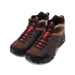 MERRELL MOAB FST 2 MID GORE-TEX 多功能運動鞋 咖啡/紅 ML46603 男鞋