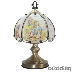原廠授權比得兔三段亮度觸控燈Peter Rabbit彼得兔-滿版比得兔