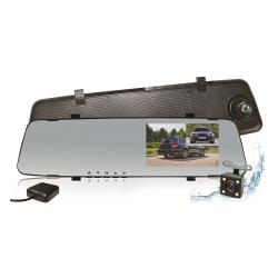 CARSCAM行車王 GS9120 GPS測速前後雙鏡頭行車記錄器(贈32G記憶卡)