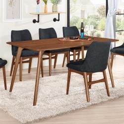 Boden-馬波5.3尺胡桃色餐桌/長桌/工作桌/會議桌